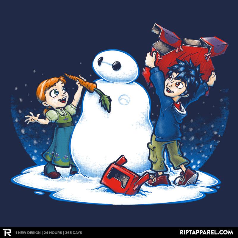 Do you wanna build a Snowmax