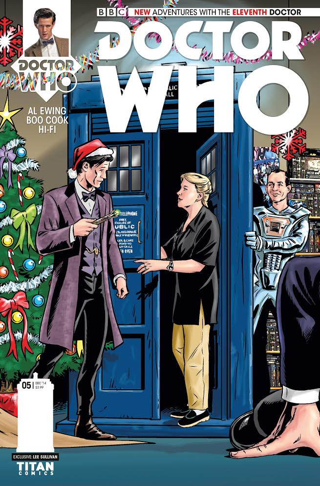 ELEVENTH​ DOCTOR #5