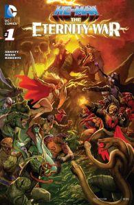 He-Man - The Eternity War 001 cov