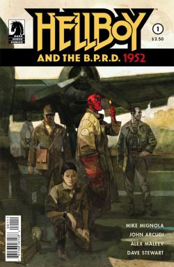 Hellboy and the B.P.R.D. #1