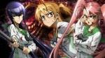 Highschool of the Dead 001