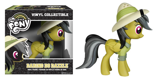 My Little Pony Vinyl Figures Daring Do
