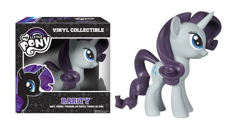 My Little Pony Vinyl Figures Rarity