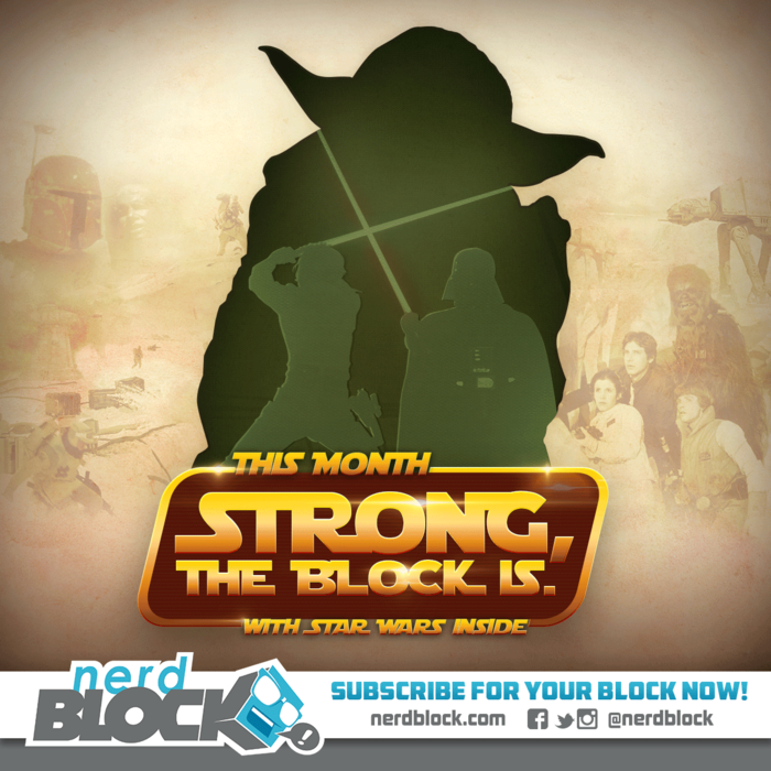 Nerd Block Star Wars