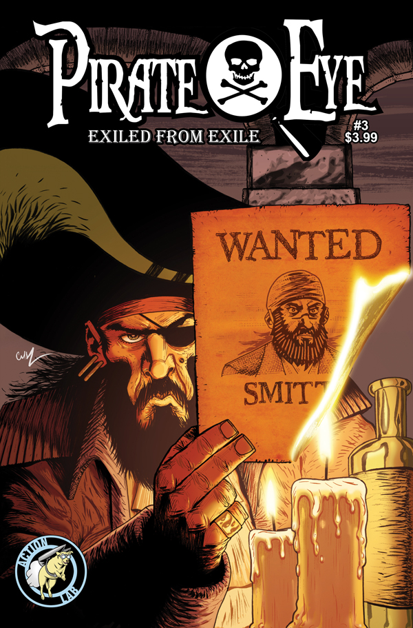 PIRATE EYE EXILED FROM EXILE #3