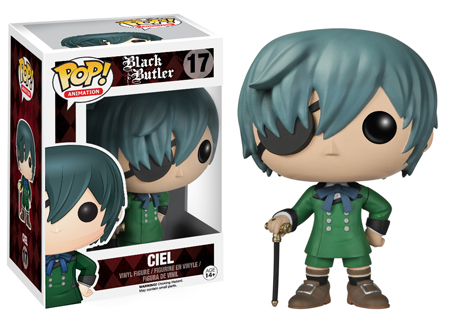 Pop! Animation Black Butler Ciel