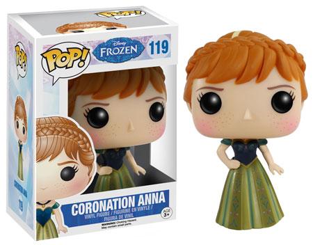 Pop! Disney Frozen Series 2 Coronation Anna