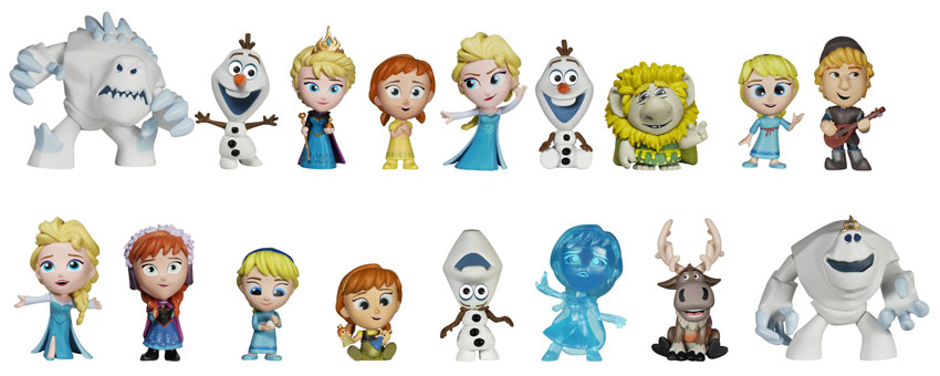 Pop! Disney Frozen Series 2 Mystery Minis 2