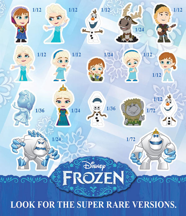 Pop! Disney Frozen Series 2 Mystery Minis 3