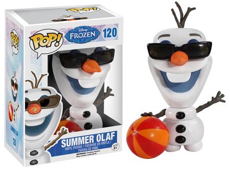 Pop! Disney Frozen Series 2 Summer Olaf