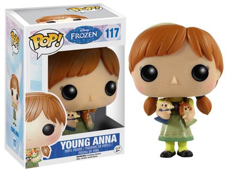 Pop! Disney Frozen Series 2 Young Anna