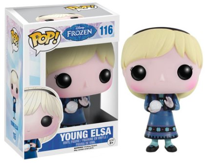 Pop! Disney Frozen Series 2 Young Elsa