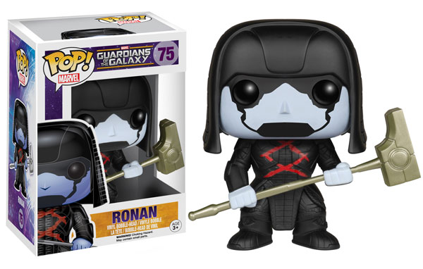 Pop! Marvel Guardians of the Galaxy Series 2 Ronan