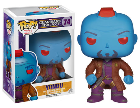 Pop! Marvel Guardians of the Galaxy Series 2 Yondu