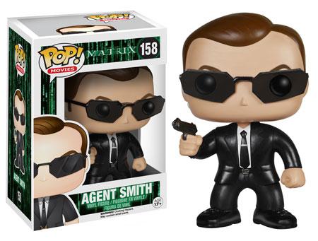 Pop! Movies The Matrix Agent Smith