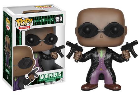 Pop! Movies The Matrix Morpheus