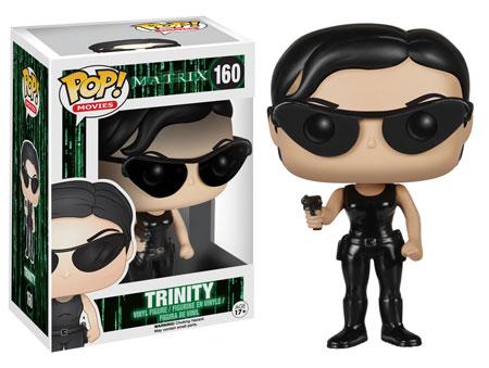 Pop! Movies The Matrix Trinity