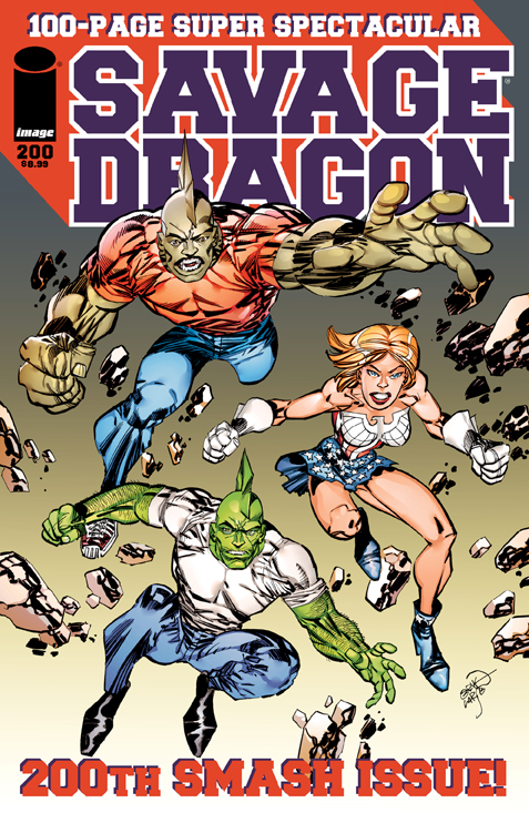 SavageDragon200_Cover