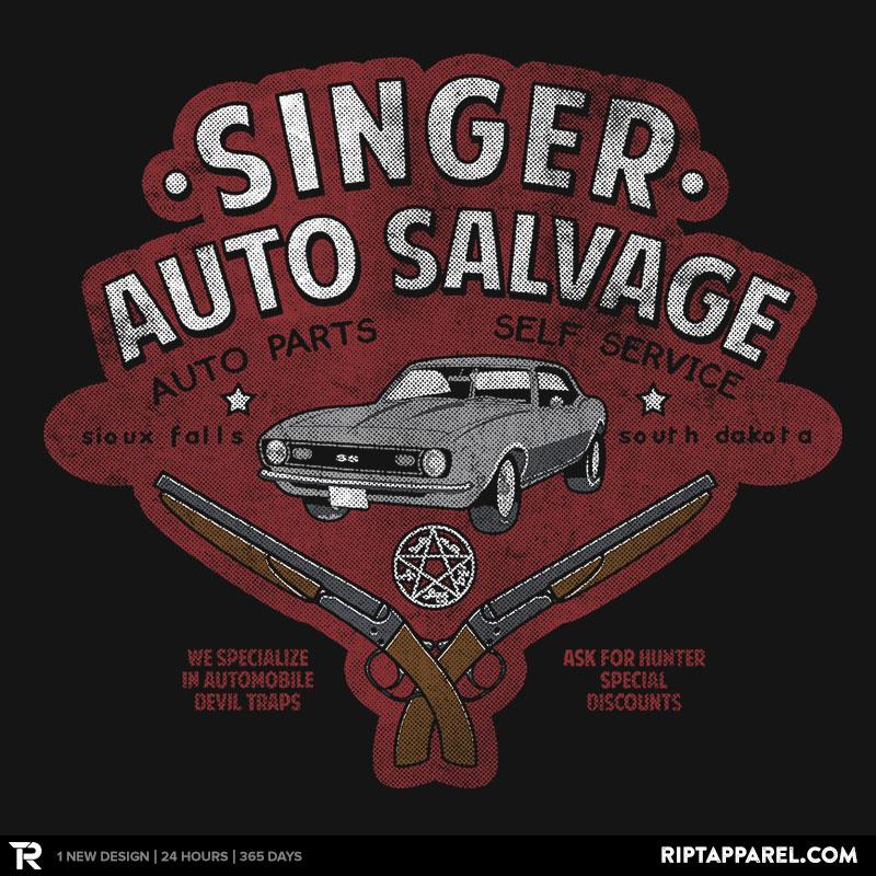 Singer Auto Salvage