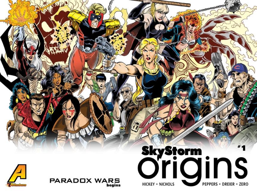 skystorm origins
