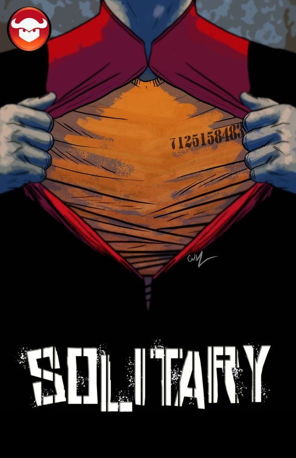 solitary #1 cover