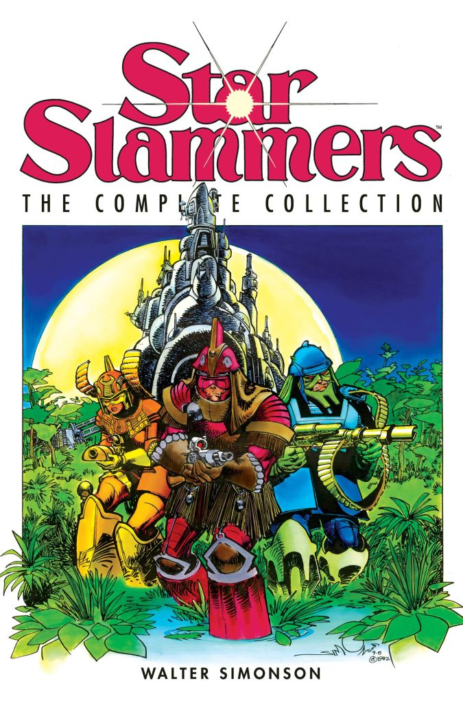 star slammers complete collection
