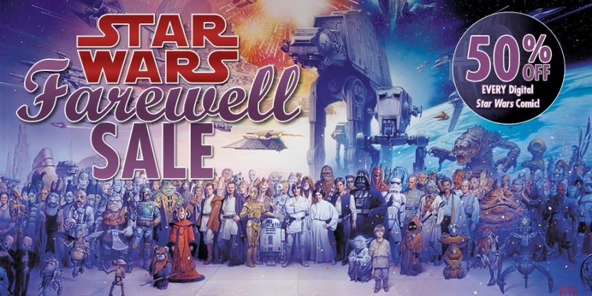 star wars farwell sale 1