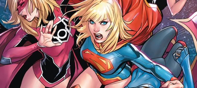 Supergirl 037 - car