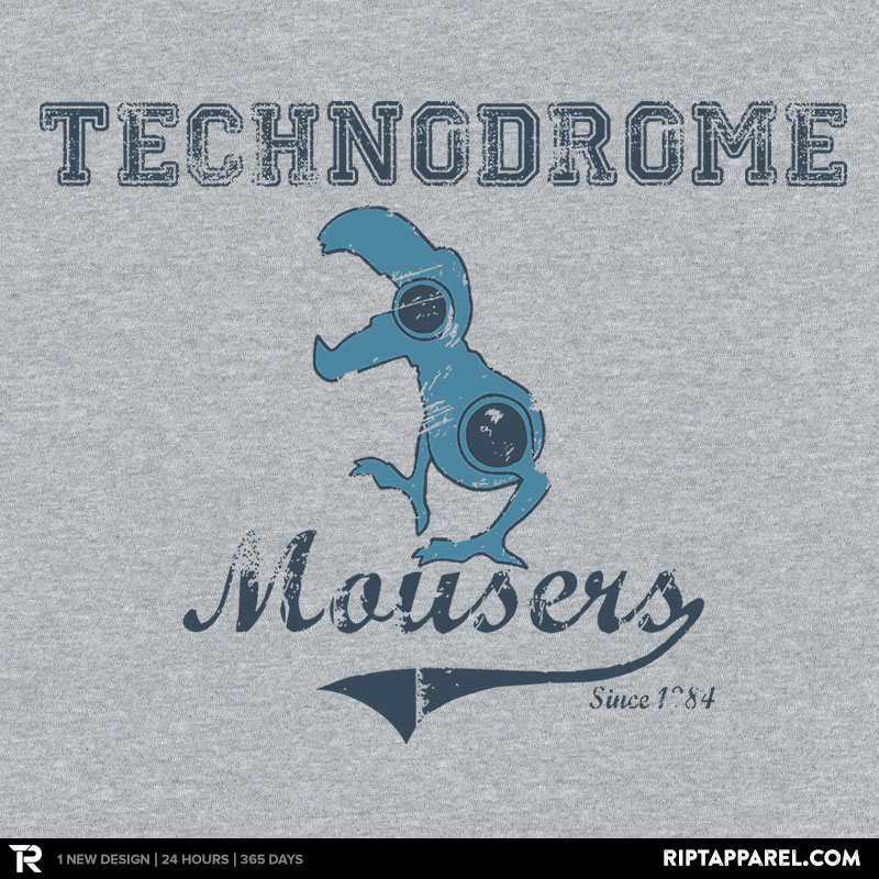 Technodrome Mousers