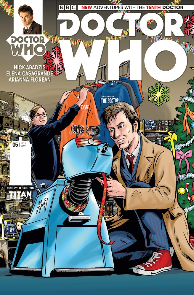 TENTH DOCTOR #5​