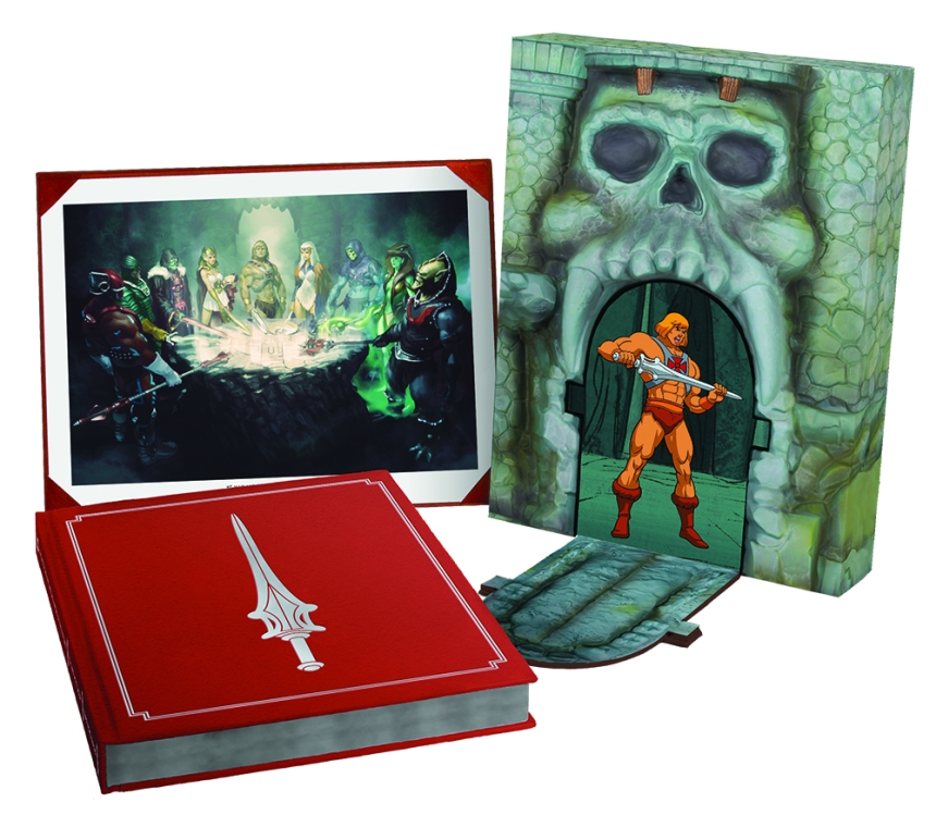 The Art of He-Man and the Masters of the Universe 1