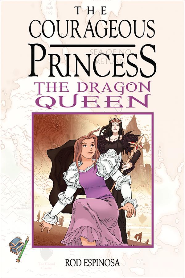 The Courageous Princess the dragon queen