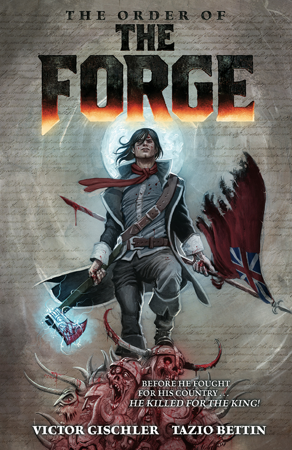 the order of the forge 1
