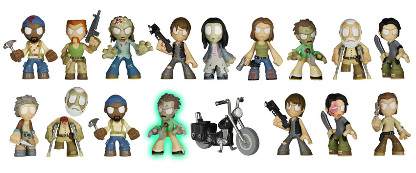 The Walking Dead Mystery Minis Series 3 2