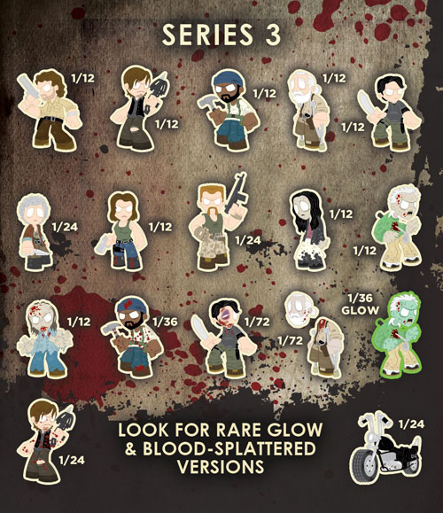 The Walking Dead Mystery Minis Series 3 3