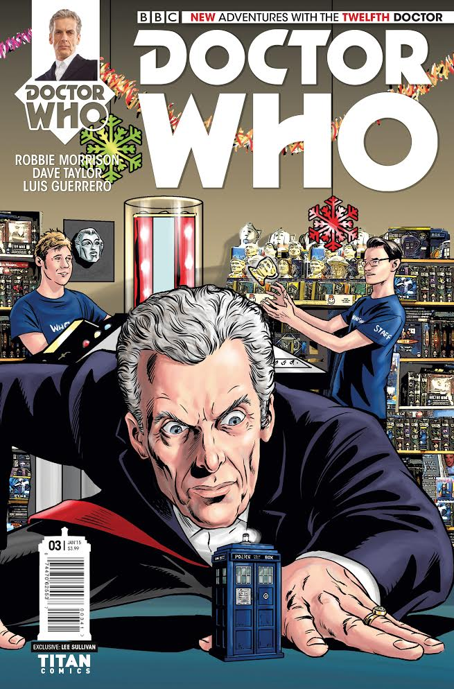 TWELFTH DOCTOR #3