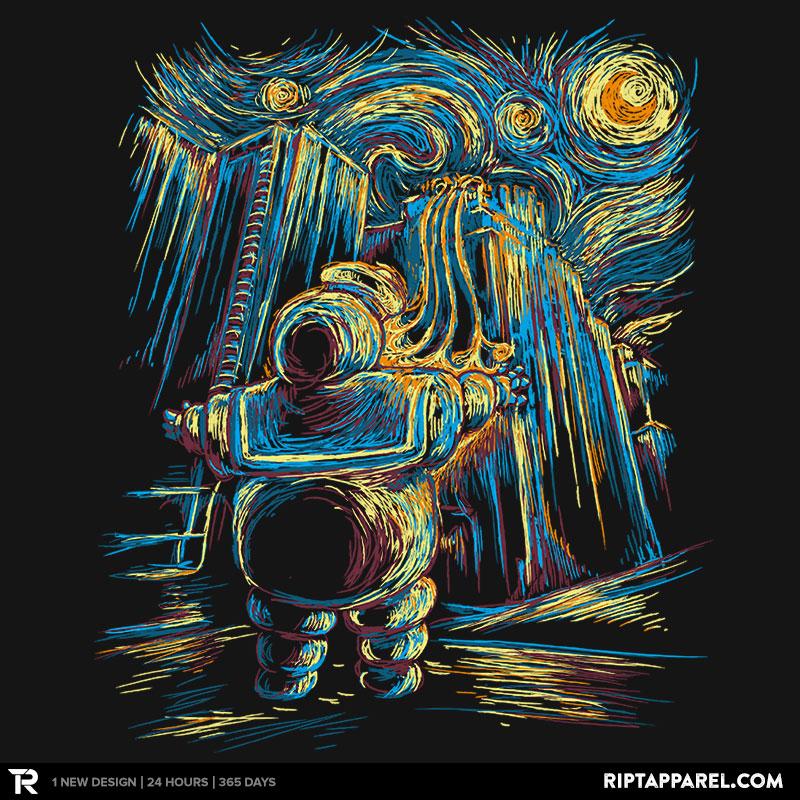 Van Goghstbusters