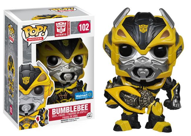 Walmart Exclusive Pop! Bumblebee