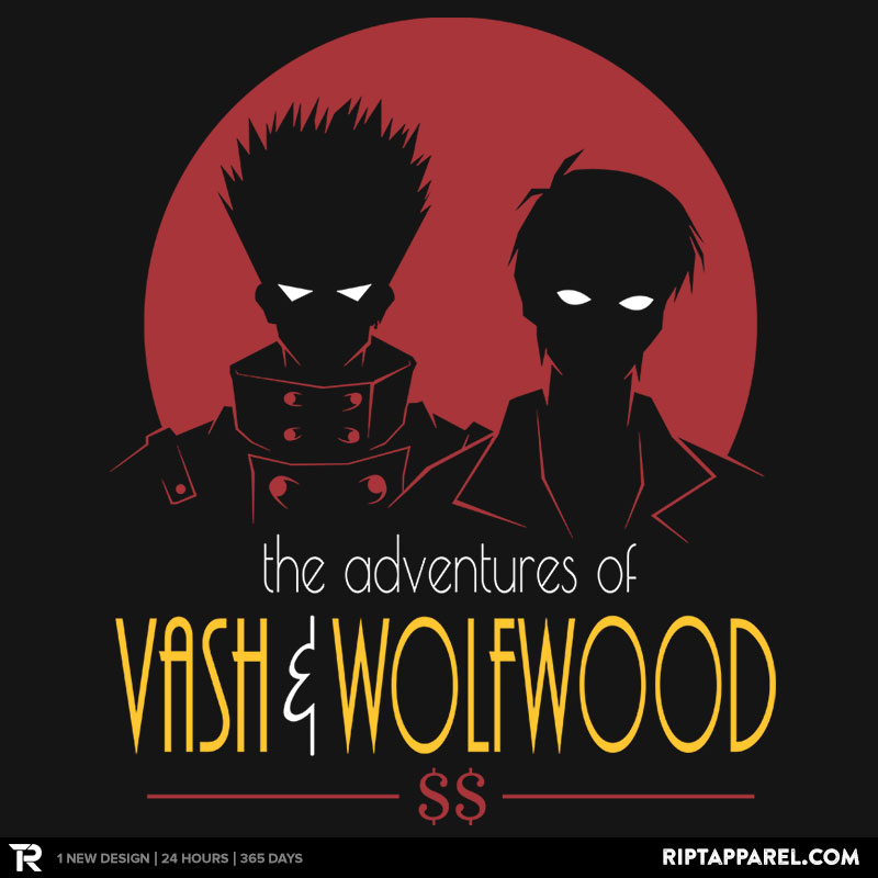 Adventures of Vash and Wolfwood