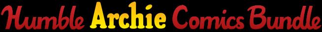 Archie Humble Bundle