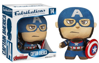 Avengers Age of Ultron Fabrikations Captain America