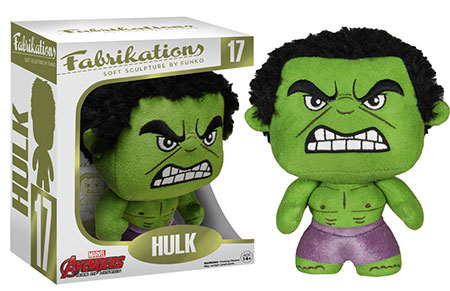 Avengers Age of Ultron Fabrikations Hulk