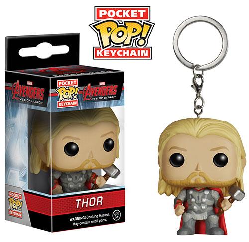 Avengers Age of Ultron Pocket Pop! Keychain Thor