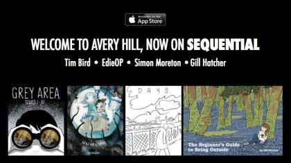 Avery Hill Publishing joins SEQUENTIAL