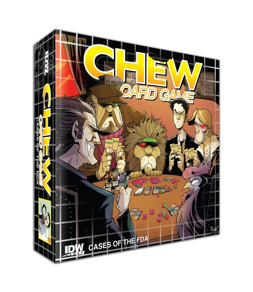 chew card game