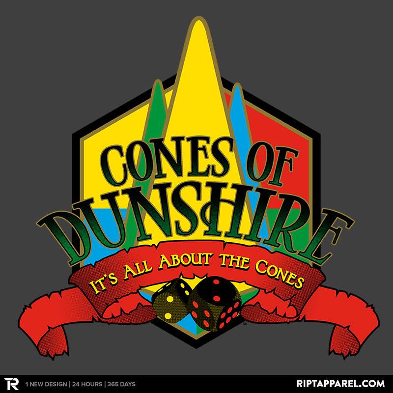 how to make cones of dunshire