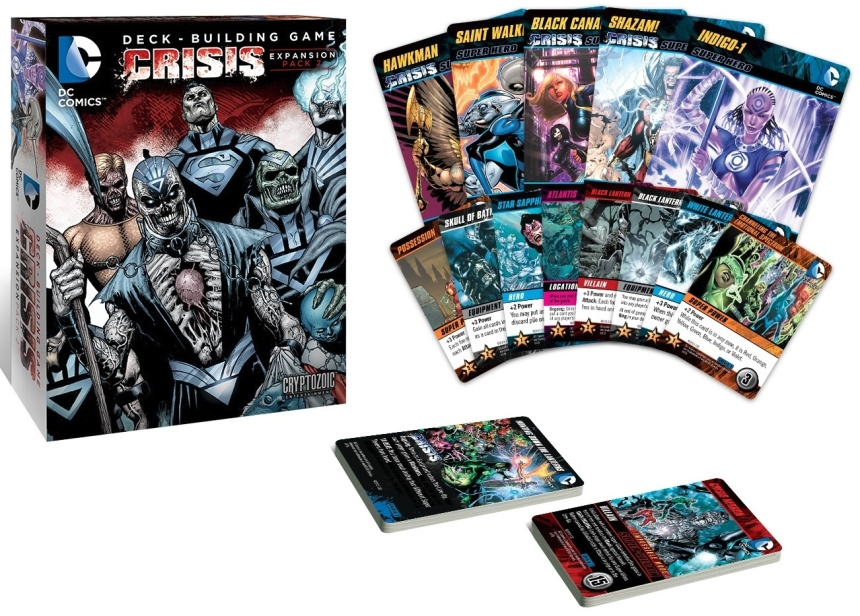 DC Deck-Building Game Expansion Pack 2 1