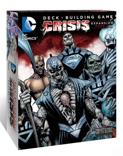 DC Deck-Building Game Expansion Pack 2