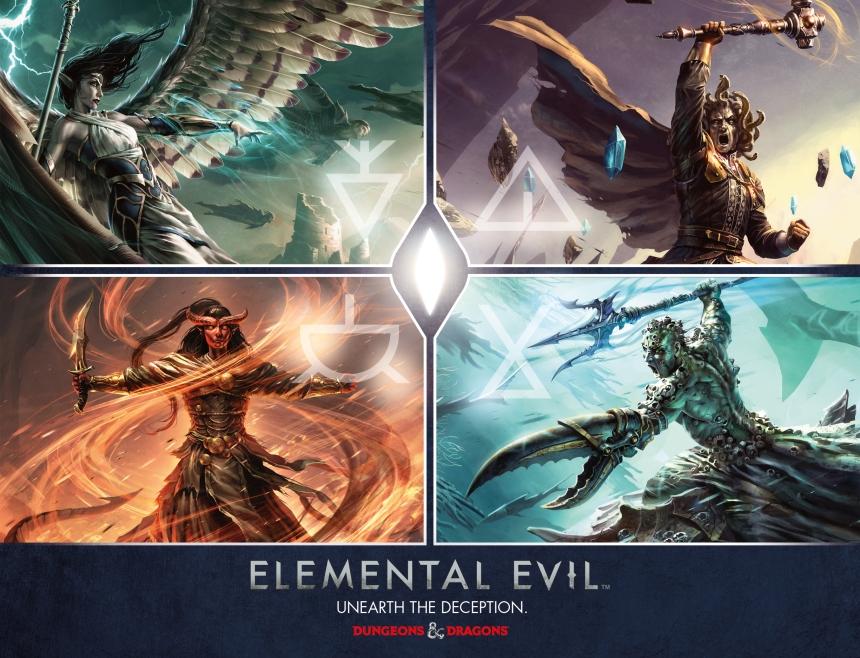 D&D Elemental Evil (3)