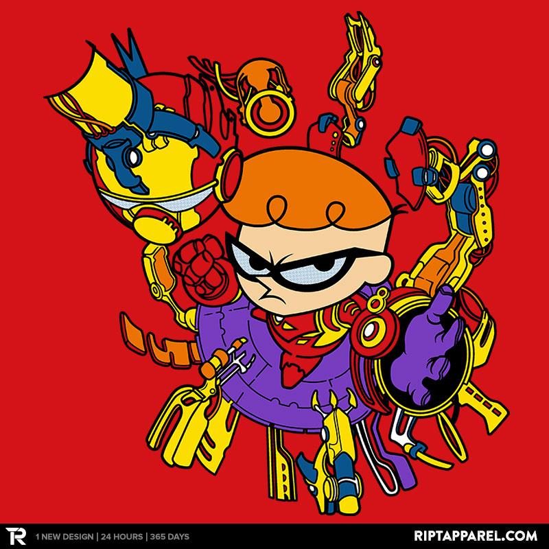 Dexter Suits Up